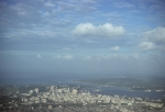 Dar-es-Salaam, from the air