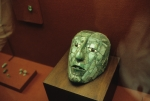 Jade mask