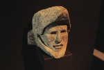 Stone head