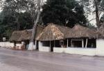Indian huts