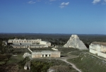 From top of 2nd pyramid