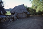 Indian hut