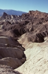 Death Valley, from Zabriskie Point
