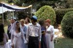 Bernard Lilling's wedding